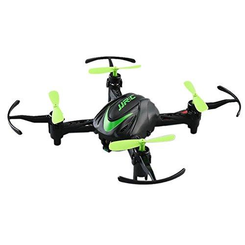 Matefield JJRC H48 Mini Ultra Light Folding Drone 6-Axis Gyroscope Quadcopter(Green)