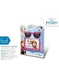 Disney Frozen-WD17765 Set Gafas y Billetera, (Kids WD17765)