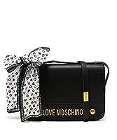 Love Moschino Cross Body Mujer Handbag Negro de Moschino Love Moschino