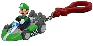 Nintendo Mario Kart Wii Keychain Luigi