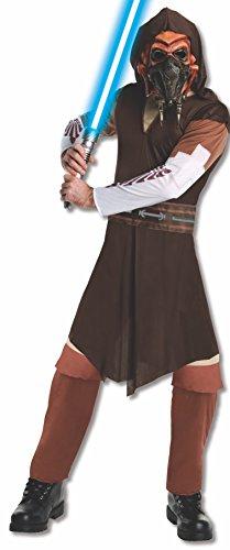 Plo Koon Kostüm für Erwachsene Star ()