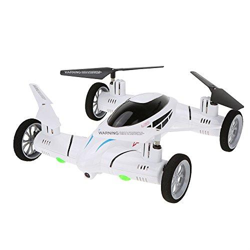 GoolRC SY X25 2.4G 4CH 6 Achsen Gyro Land und Luft RC Fliegen Auto Drone mit 2.0MP Kamera 360 Grad Flips Auto Return Funktion Quadrocopter