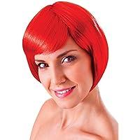 Bristol Novelty bw859 Flick insolencia peluca, Rubio, un tamaño