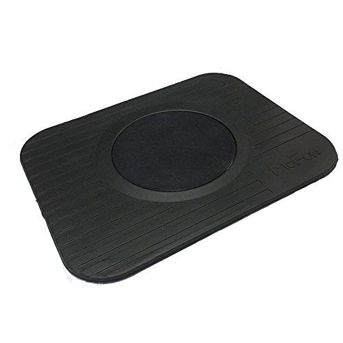 mofun tapis de support en caoutchouc anti adh sif ultra fin pour gps tomtom garmin navman mio. Black Bedroom Furniture Sets. Home Design Ideas