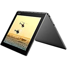 Newest Lenovo Yoga Book 2-in-1 Flagship 10.1 Inch Full HD Touchscreen Laptop Tablet | Intel Atom X5-Z8550 Quad-Core | 4GB RAM | 64 GB Storage | Bluetooth | WiFi | Android 6.0 (Marshmallow)