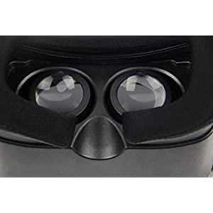 Captcha Pack of Two Vr Box 2.0 Adjustable Vr Virtual Reality Headset with 42 Mm Lenses Glasses
