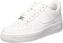 scarpe nike bianche alte