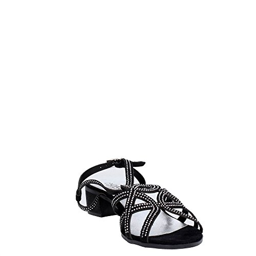 Cinzia Soft IZ77500 002 Sandalo Donna Nero
