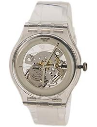 Swatch SUOK105 - Reloj analógico unisex de plástico