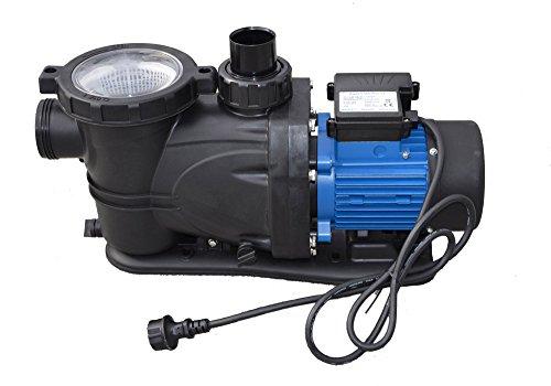 WelaSol® Aqua Star Pro Pumpe mit Vorfilter 13m³/h - Astral Filter