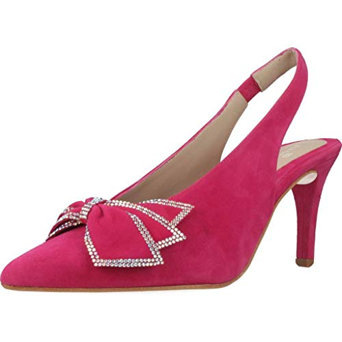 Zapatos TAC�n, Color Rosa Azalea, Marca ARGENTA