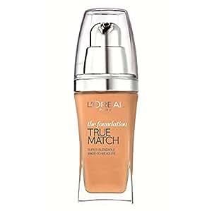 Fond de teint The Foundation True Match (Le Teint Accord Parfait) L'Oréal N6 Miel