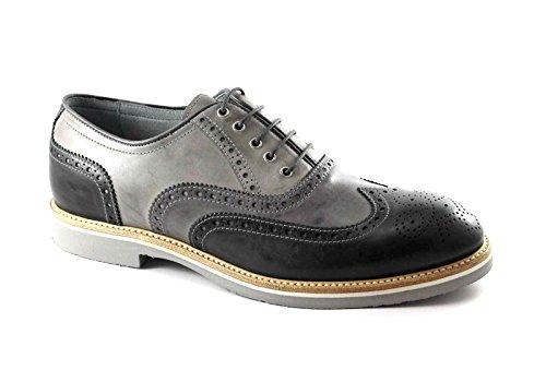 Nero Giardini , Chaussures de ville à lacets pour homme gris gris Gris