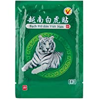 Schmerzlinderung Patch, White Tiger Balm Pflaster, 8 stücke Schmerzlindernde Pflaster Schmerzlinderung Patch Medizinische... preisvergleich bei billige-tabletten.eu