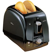 Sunbeam 3910–100rebanadas Wide Slot tostadora, negro