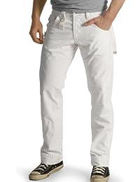 Energie Mayor Trousers Hommes Jeans blancTE0158 L0002L