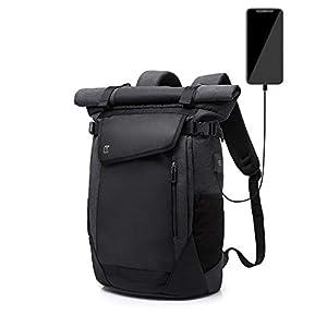 41gkkLsTHbL. SS300  - FANDARE Anti-Theft Mochila Hombres Business Outdoor Viaje Laptop Rucksack Estudiante Bolso de Escuela USB Commuter Gran…