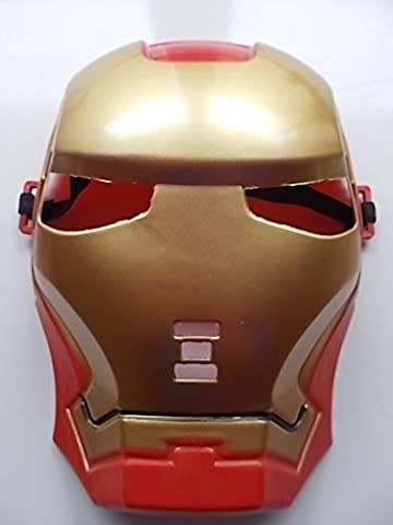 Iron Men Maske für Kinder ohne LED für bestimmte Anlässe