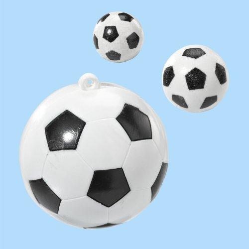 Fußball mit Öse, 35 mm, Btl a 2 St. -