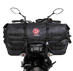 Motorrad Hecktasche SX70 für Honda Africa Twin 1100 / CRF 1000 L/XRV 750, Africa Twin Adventure Sports / 1100, Crossrunner, Crosstourer, Hornet 600