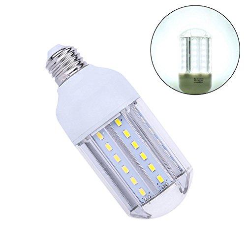 E27 15W LED Mais Birne Beleuchtung, Tageslicht 6000K Energiesparlampe Leuchtmittel Maiskolben Ersatz 100W Glühlampe für Küche, Schlafzimmer, Hängendes Licht, Ankleidezimmer, Bad, Wohnzimmer, Schlafzimmer, Esszimmer (Bad-wärme-lampen)