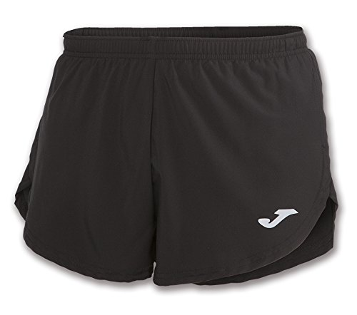 JOMA OLIMPIA FLASH SHORT RUNNING BLACK L
