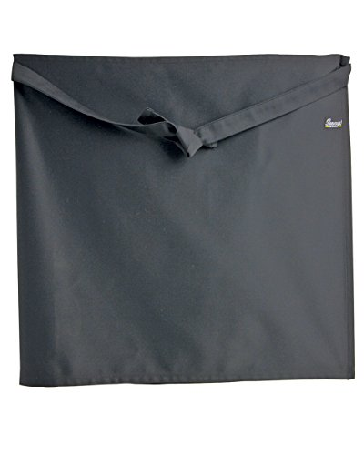 dennys-economy-short-bar-apron-no-pocket-colourblack-sizeo-s