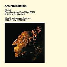 Mozart / Piano Concertos No.21 & 23