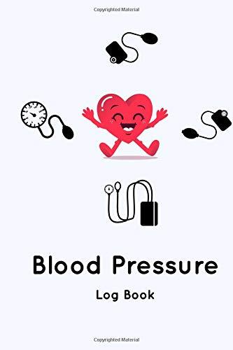 Blood Pressure Log Book: Blood Pressure Log, Daily Notes by week MON-SUN . Track Systolic, Diastolic Blood Pressure Daily,Healthy Heart. Improve Your Health. por Robert Dresdner