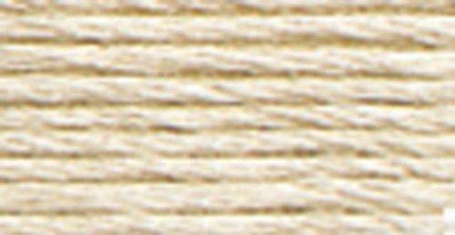 DMC 11612-3033Perle Baumwolle Gewinde Kugeln, Sehr leicht Mokka Braun, Größe 12 -