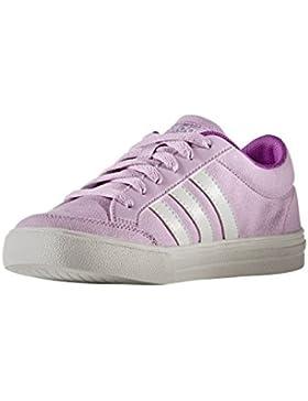 Adidas Vs Set K, Scarpe Da Ginnastica Unisex – Bambini, Rosa (Orqcla/Ftwbla/Pursho), 30 EU