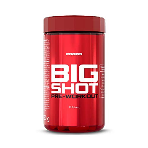 Prozis Big Shot - Pre-Workout 90 Tabletten -