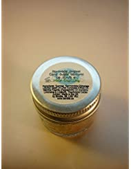Bimble Organic Raw Cane Sugar Natural Lip Scrub 25g - Mint Choc Chip Flavour