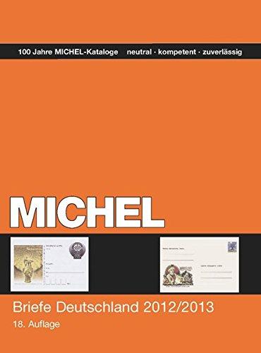 MICHEL-Briefe Deutschland 2012/2013 - in Farbe