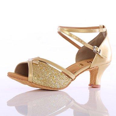 silence-pour-femme-fille-paillettes-scintillantes-chaussures-de-danse-latine-sandales-talon-dinterie