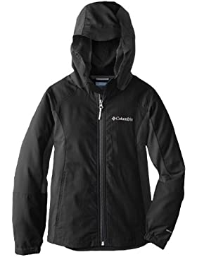 Columbia Splashflash II Hooded Softshell Jacket, Chaqueta Softshell Impermeable con Capucha, Aislamiento térmico...