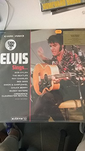 Elvis Sings...(RECORD STORE DAY 2015) (Store Vinyl Record Day)