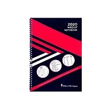 Collins Colplan A4 62 2020 Weekly Notebook Calendar