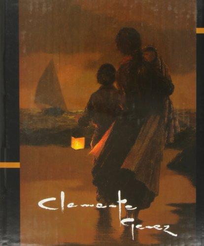 Clemente Gerez. El pintor y su obra (arte y figuras) por Clemente Gerez