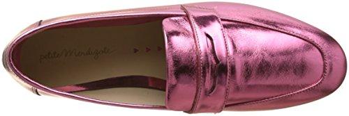 Petite Mendigote Damen Rita Metal Slipper Pink (Pink Pin)