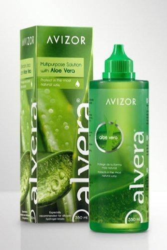 Alvera Aloe (Alvera Mehrzweck- kontaktlinsen desinfektionslösung mit Aloe Vera 350ml)