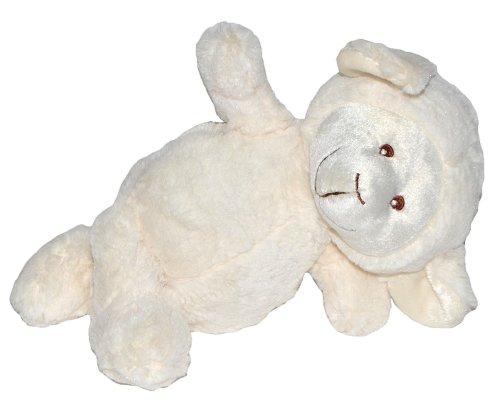 Wärmekissen / Weizenkissen Schaf 33 cm - für Wärme - Lavendelkissen Heizkissen Körnerkissen Tier Kinder Lavendelduft