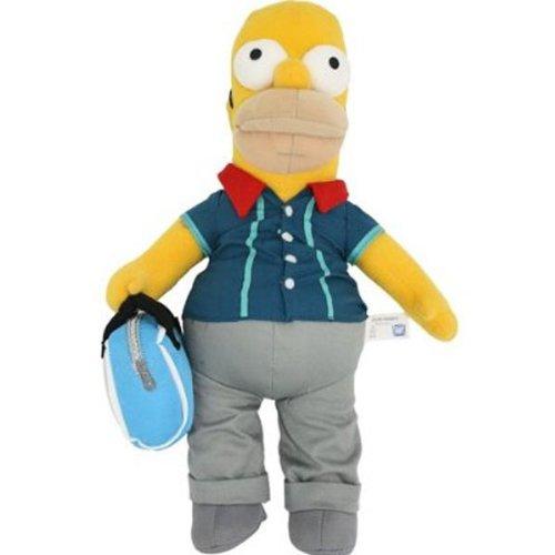 "Homer Simpson Bowling 35cm 14"""