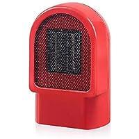 PJKNAM Calefactor De Sobremesa Calefactor De Oficina Calentador Eléctrico Doméstico Calentador De Dormitorio,Red