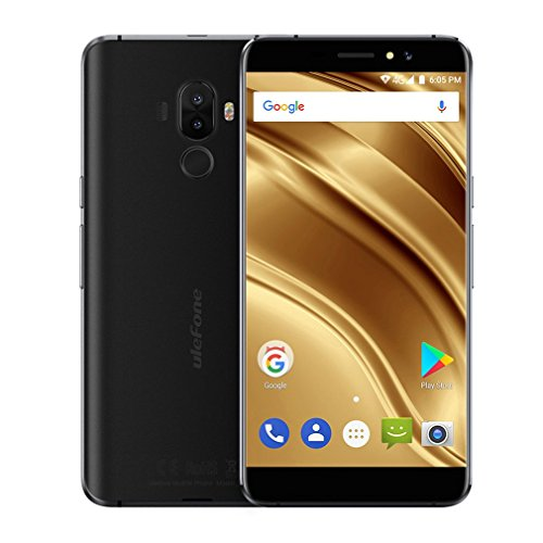 Ulefone S8 Pro 4G Smartphone Débloqué (Ecran 5.3' HD - Android 7.0 MT6737 Quad-core - 3 Caméras 13/5MP - 2 Go RAM 16 Go ROM -...
