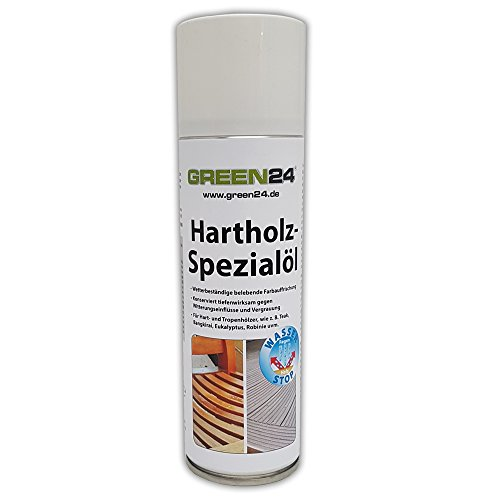 Holzpflege Teak Bankirai Eukalyptus Imprägnierung Dual Spray