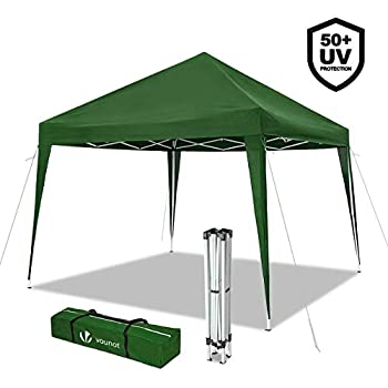 MaxxGarden Gazebo 3 x 3 m Marquee Party Tent Garden Tent Anthracite 9 m2 Water-Repellent Easy Assembly with Plug-In System
