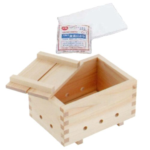 Yamako Cypress Tofu-Making Unit (Japon...