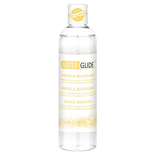 Waterglide, lubricante vainilla, 300 ml