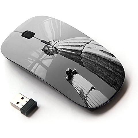 TORNADO / Mouse Senza Fili Ottico 2.4G